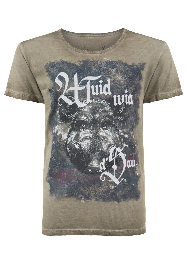 Shirt Wuidsau sand | S