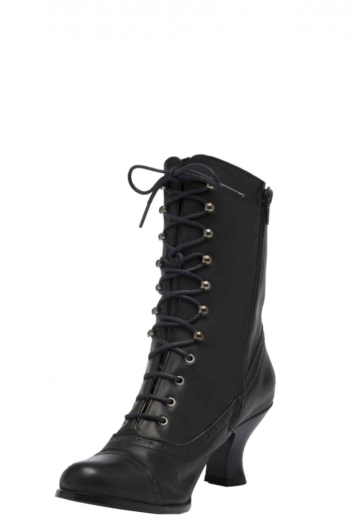 Stiefel 4490 schwarz nappa | 39