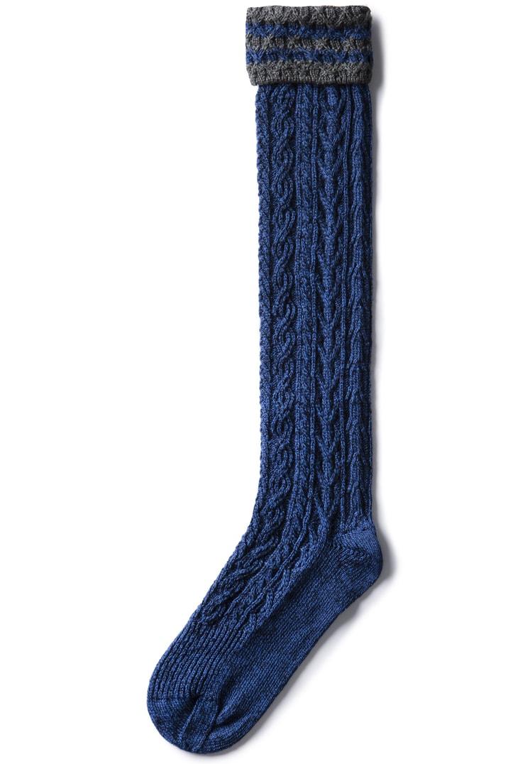 Strümpfe 54080 blau | 2 (39-42)