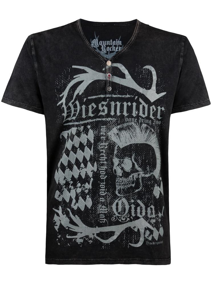 T-Shirt Dusty graphit | M