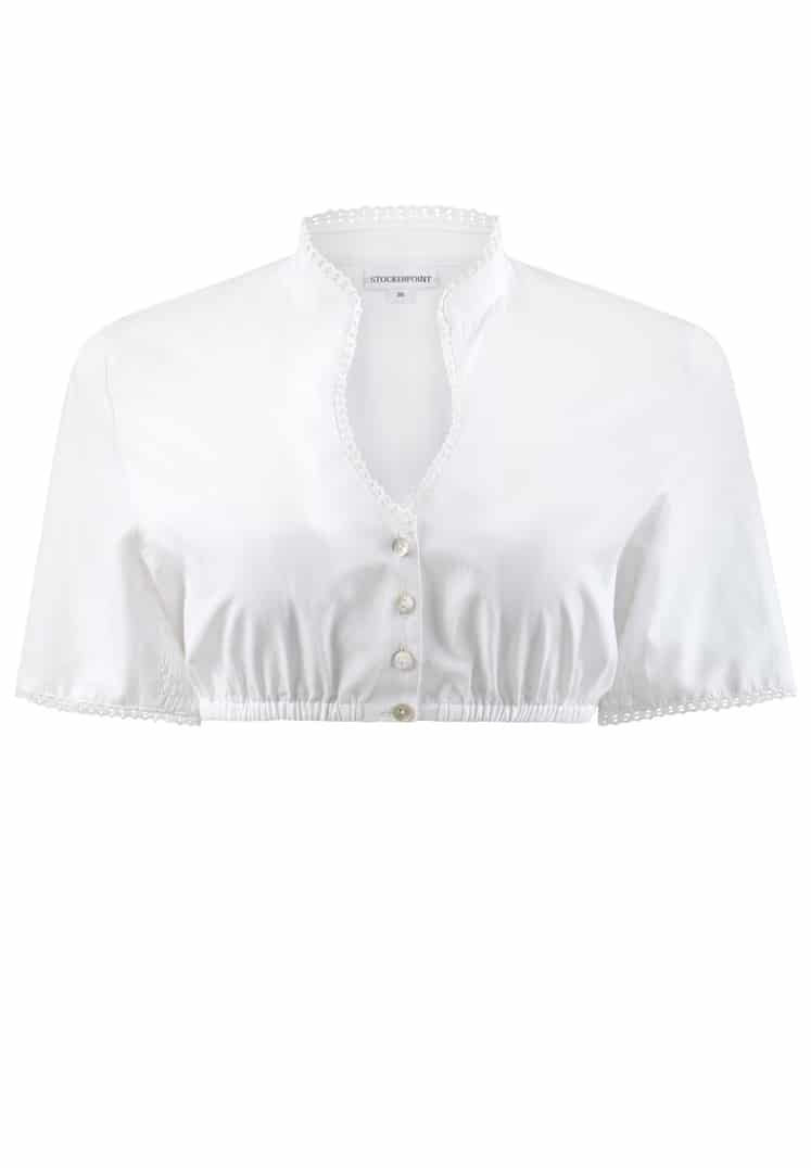 Bluse B-1062 weiss   32