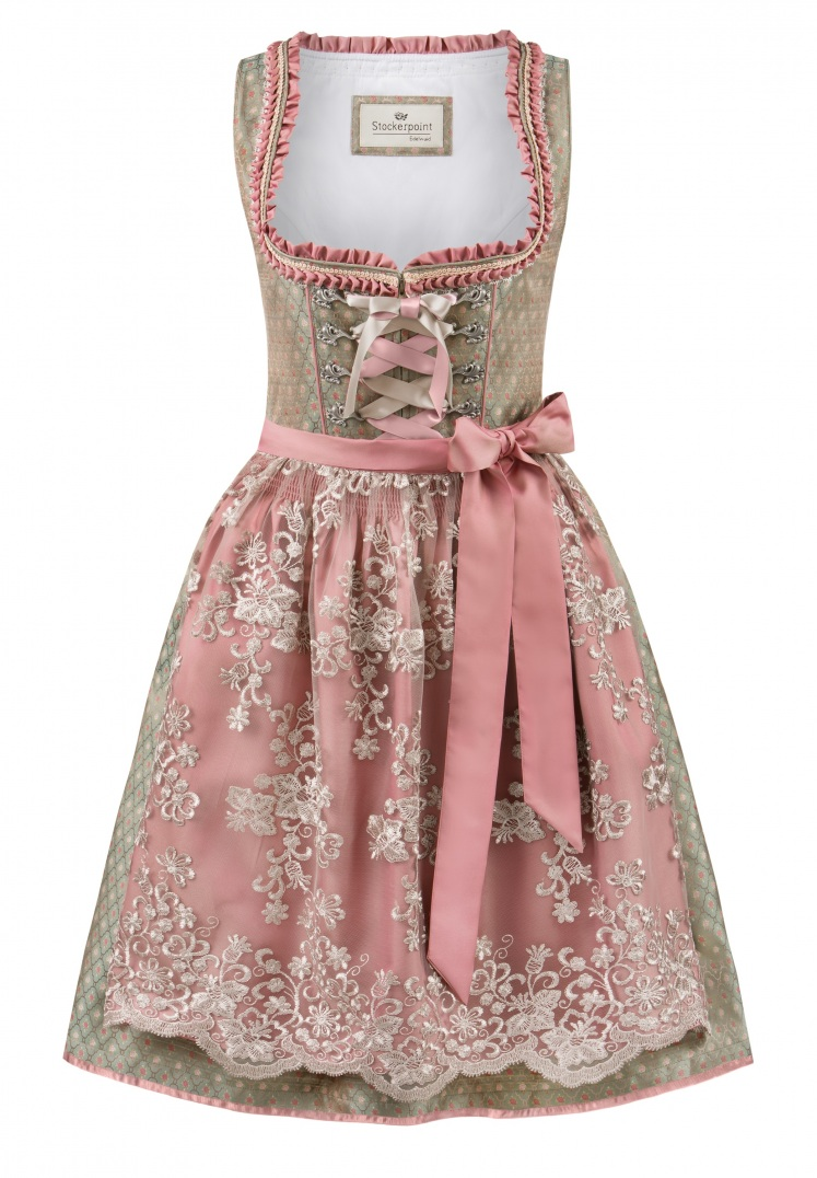 Dirndl Alice schilf-rose | 32