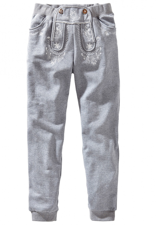 Hose Shelly grey melange | S