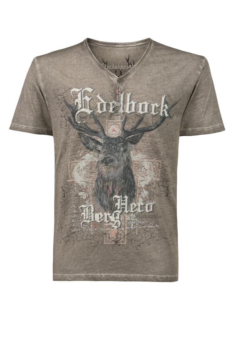 Shirt Berghero stein | S