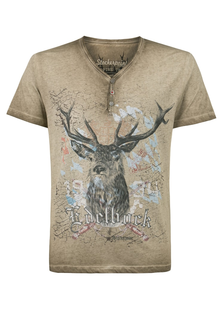 Shirt Günther sand   S