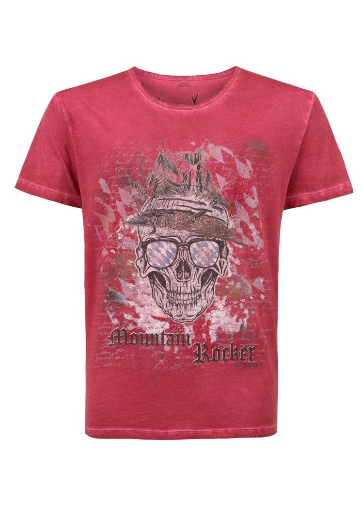 Shirt Hektor rot | M