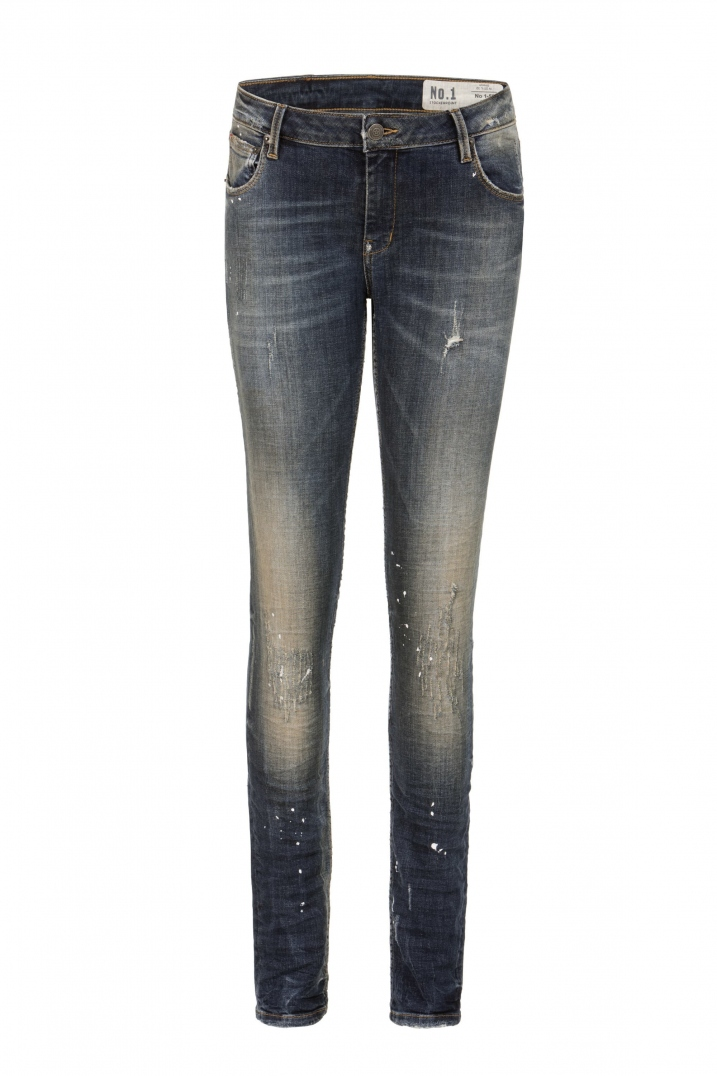 Jeans No 1-50 dirty wash | 27